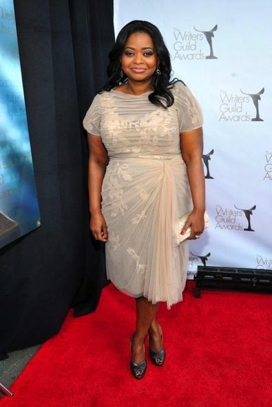 Octavia Spencer at the 2012 Writers Guild Awards