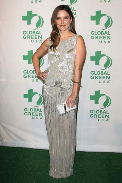 Sophia Bush at the Global Green USA's 9th Annual Pre-Oscar Party