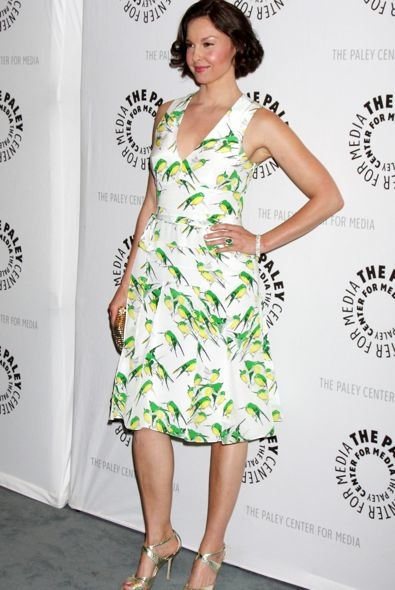 Ashley Judd at the Paley Center for Media Screening of Missing
