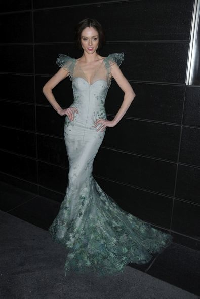 Coco Rocha at the 9th Annual Spring Dinner Dance