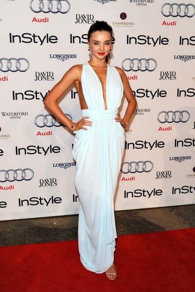 Miranda Kerr at the 2012 Women of Style Awards