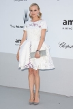 Diane Kruger at the amfAR Cinema Against AIDS Cannes 2012 Gala