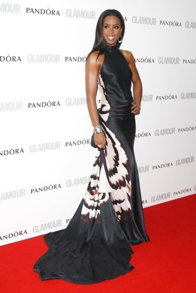 Kelly Rowland at the Glamour Women of the Year Awards 2012