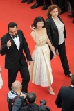 Audrey Tautou at the 65th Annual Cannes International Film Festival Closing Ceremony