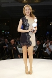 Kylie Minogue at the Nordoff Robbins O2 Silver Clef Awards