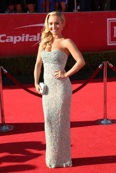 Hayden Panettiere at the 2012 ESPY Awards