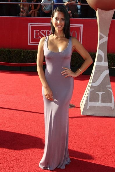 Olivia Munn at the 2012 ESPY Awards