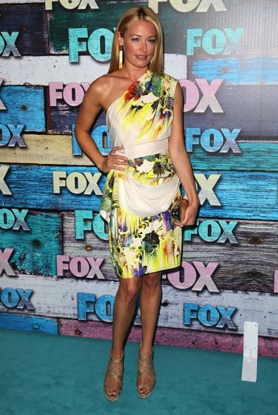 Cat Deeley at the Fox All-Star Party