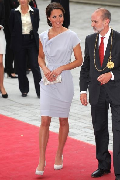 Catherine, Duchess of Cambridge at the UK