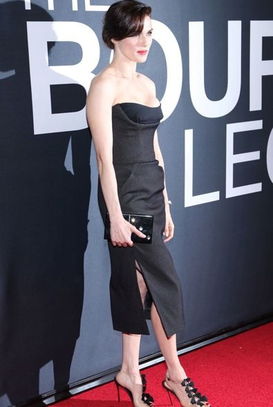 Rachel Weisz at the New York Premiere of The Bourne Legacy