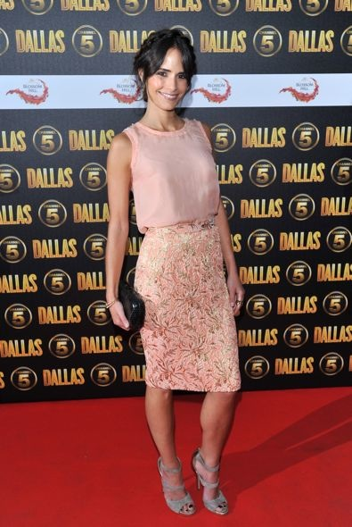 Jordana Brewster at the Dallas Launch Party