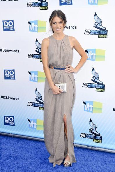 Nikki Reed at the 2012 Do Something Awards