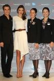 Miranda Kerr at the David Jones AMEX Press Conference