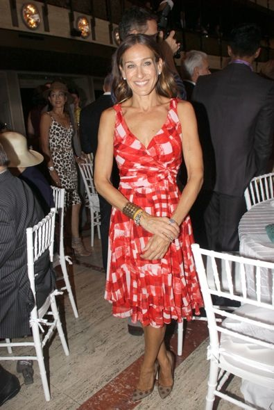 Sarah Jessica Parker at the 2012 Couture Council Artistry of Fashion Award Luncheon