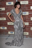 Hannah Simone at the Fox Fall Eco-Casino Party