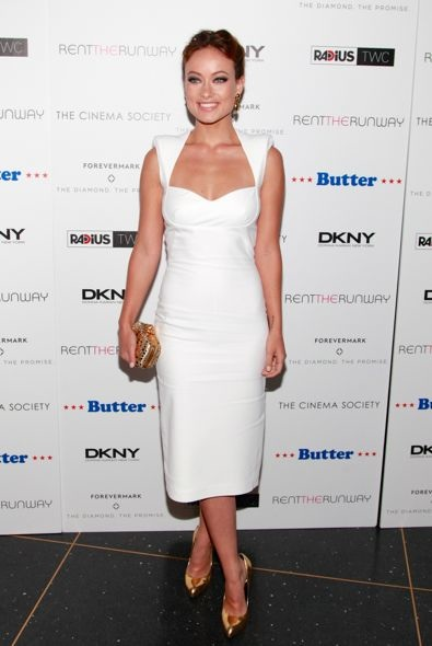 Olivia Wilde at the New York City Premiere of Butter