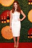 Ashley Greene at the 2012 Veuve Clicquot Polo Classic