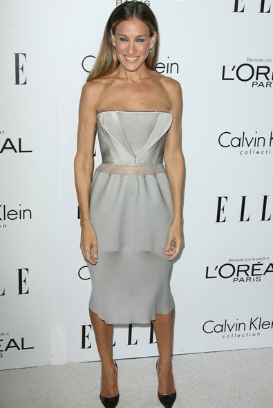 Sarah Jessica Parker at ELLE's 19th Annual Women In Hollywood Celebration