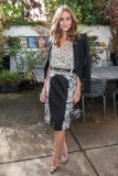 Olivia Palermo at the Montblanc Exclusive Luncheon Masters for Meisterstuck L'Aubrac Collection Launch