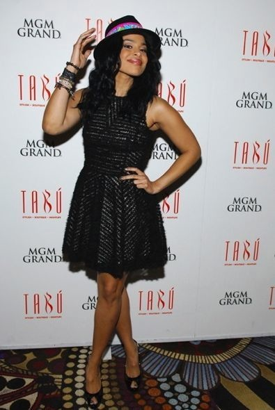 Jordin Sparks Hosting a New Year's Eve Party at Tab
