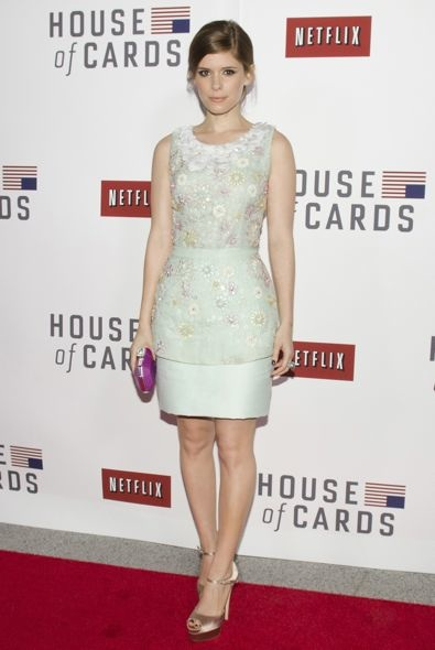 Kate Mara at a Special Screening of House of Cards