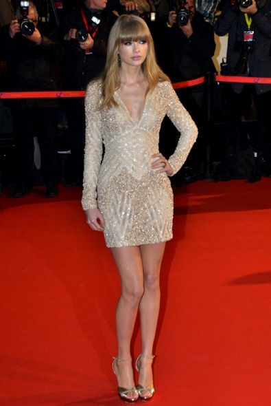 Taylor Swift at the 2013 NRJ Music Awards