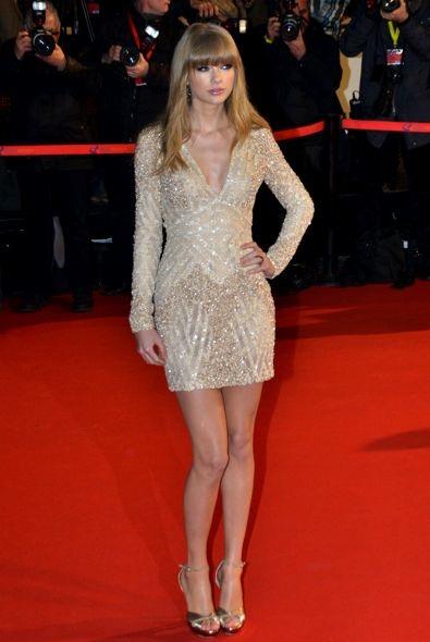 Taylor Swift at the 2013 NRJ Music Awards