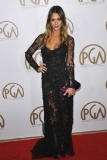 Jessica Alba at the 2013 Producers Guild Awards