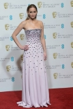 Jennifer Lawrence at the 2013 BAFTA Awards