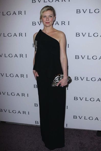 Kirsten Dunst at the Bulgari Celebration of Elizabeth Taylor