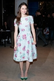 Emmy Rossum at Gucci and the Cinema Society