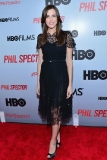Allison Williams at the New York Premiere of Phil Spector
