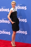 Emma Stone at the New York Premiere of The Croods