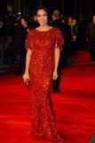 Rosario Dawson at the London Premiere of Trance