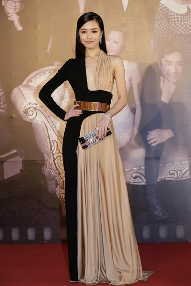 Janice Man at the 2013 Hong Kong Film Awards