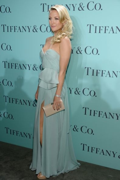 Kate Hudson at the Tiffany & Co. Blue Book Ball