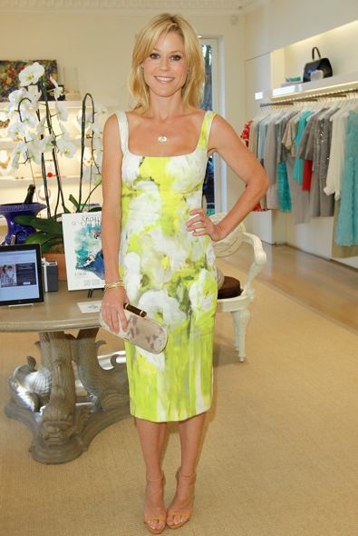 Julie Bowen at Oscar de la Renta and Author Kelly Florio Kasouf Invite Children to Shop the Spring 2013 Collections