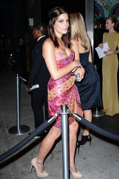 Ashley Greene at the 2013 Met Gala After Party