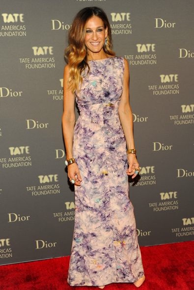 Sarah Jessica Parker at the 2013 Tate Americas Foundation Artists Dinner