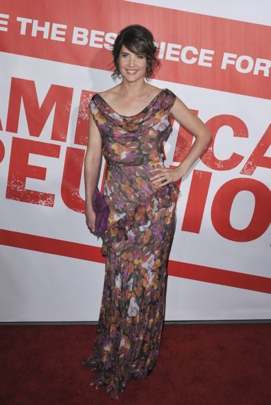 Cobie Smulders at the Los Angeles Premiere of American Reunion