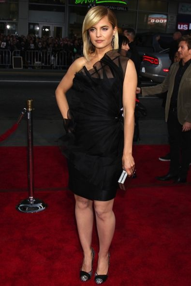 Mena Suvari at the Los Angeles Premiere of American Reunion