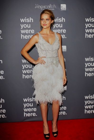Teresa Palmer at the Australian Premiere of Wish You Were Here