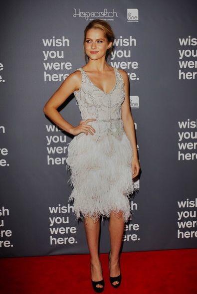 Teresa Palmer at the Australian Premiere of Wish You Were Here
