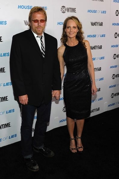 Helen Hunt at the Showtime Screening of House of Lies