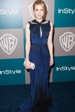 Emma Roberts at the 13th Annual Warner Bros. and InStyle Golden Globe Awards After Party