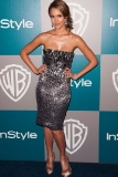 Jessica Alba at the 13th Annual Warner Bros. and InStyle Golden Globe Awards After Party