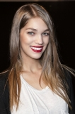 The Casual Red Lip