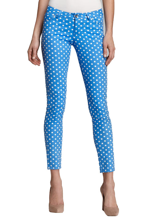 2. Get playful with polka dots.