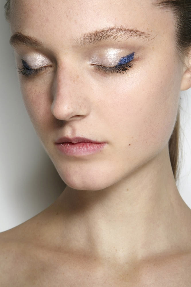 Blue Beauty at David Koma