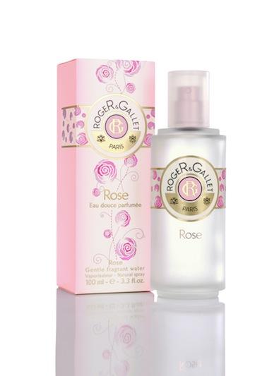 Roger Gallet Rose Fragrant Water